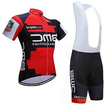Men Bmc Cycling Jerseys Shirts Short Sleeve Suit Bicycle Team Cycling  Clothing 2017 (Bib Suit 3b9c45355