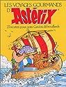 Les Voyages gourmands d'Astérix par Chabrol