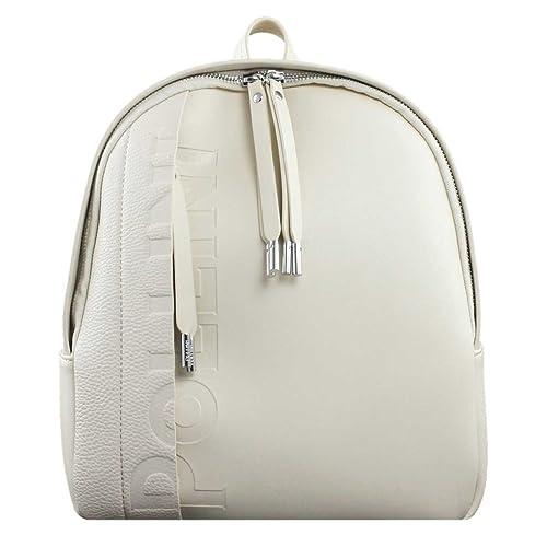 517af4078f ZAINO DONNA POLLINI BACKPACK BEIGE SC4540 118: Amazon.it: Scarpe e borse