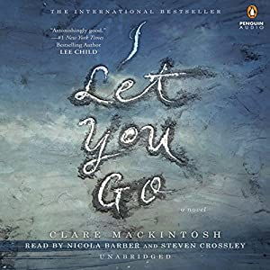 I Let You Go Audiobook