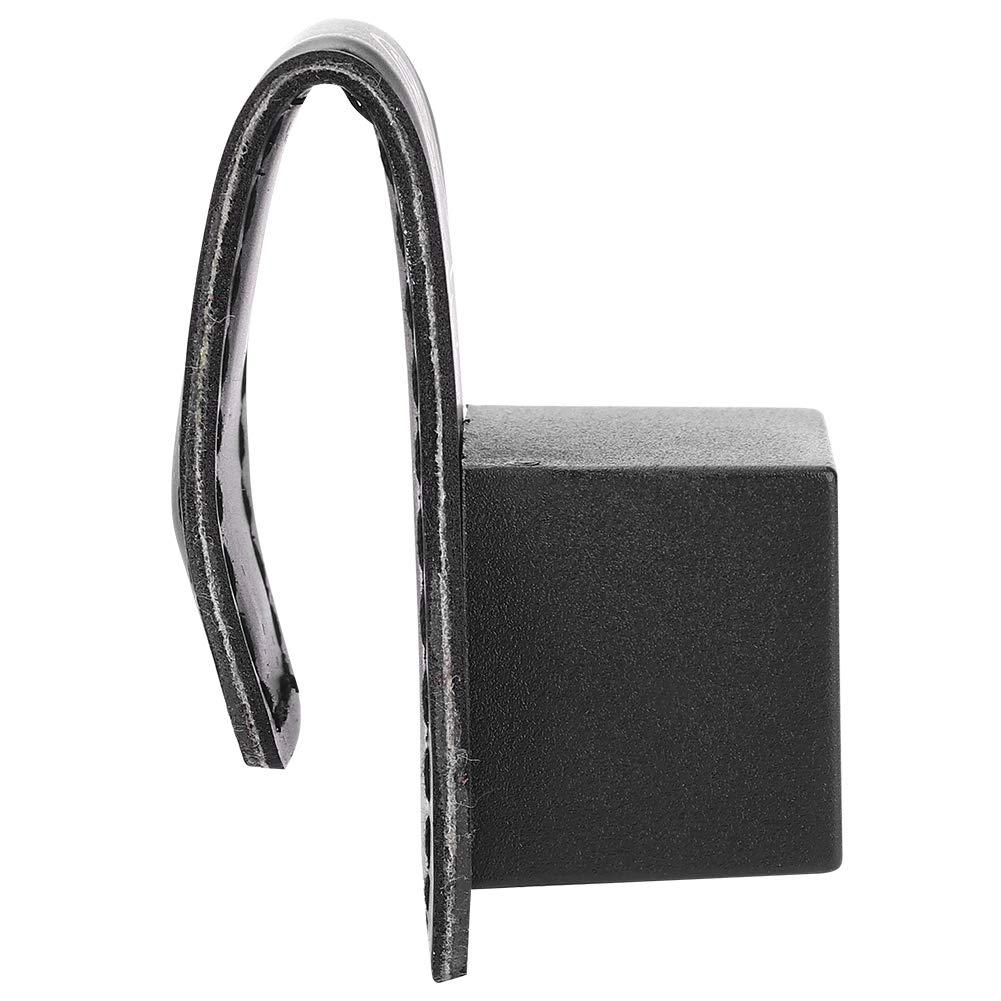 Bolso magn/ético de la Bolsa de la Tiza de la Caja de la Tiza de la se/ñal de la Moda con el Clip VGEBY1 Tenedor de la Tiza del Billar