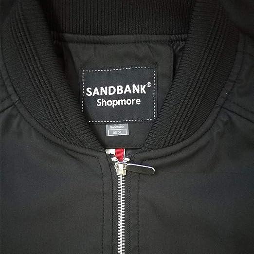 Amazon.com: Sandbank - Abrigo para hombre de Softshell ...