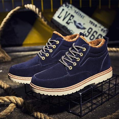 Le calzature sportive Feifei Scarpe da Uomo Inverno Caldo Sport Moda Casual  Scarpe di Cotone Spesso ae3ca048822