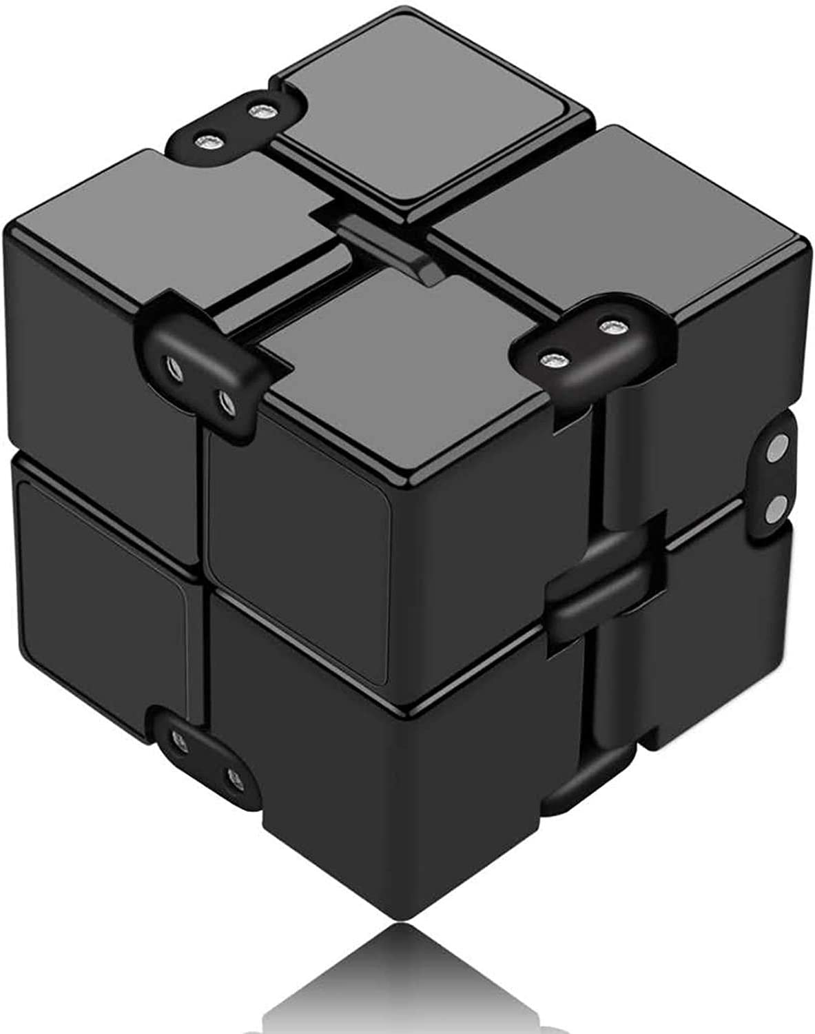 ss shovan Infinity Cube Fidget Toy, Hand Killing Time Transform Cubes Magic Cubes for Adult