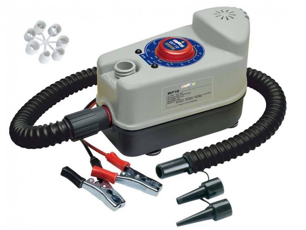 BRAVO BP12 elektrische Luftpumpe Stiefel SchlauchStiefel