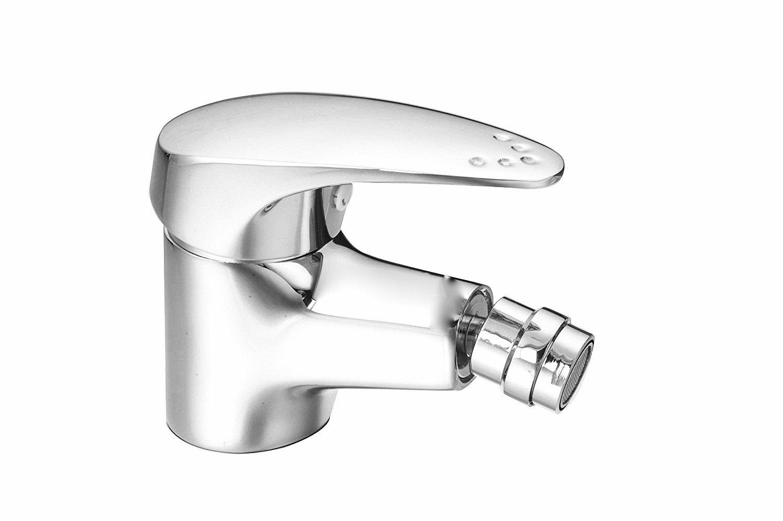 Bad Waschtisch BIDET Einhandmischer chrom IDRO