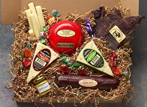 Healthy Heart Cheese and Buffalo Gift Box by Eichtens Cheese by Eichtens Cheese