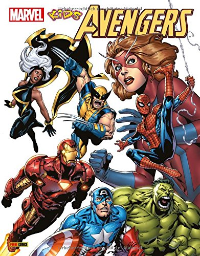 Marvel Kids: Avengers