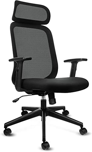 VANSPACE High-Back Office Mesh Chair Ergonomic Computer Chair Home Office Desk Chair Task Chair