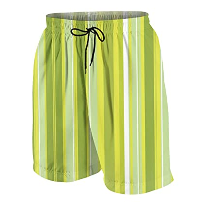 d4b818caa0 Image Unavailable. Image not available for. Color: Fghfgh4ghghf Stripes  Colorful Background Teen Mens Swim Trunks ...