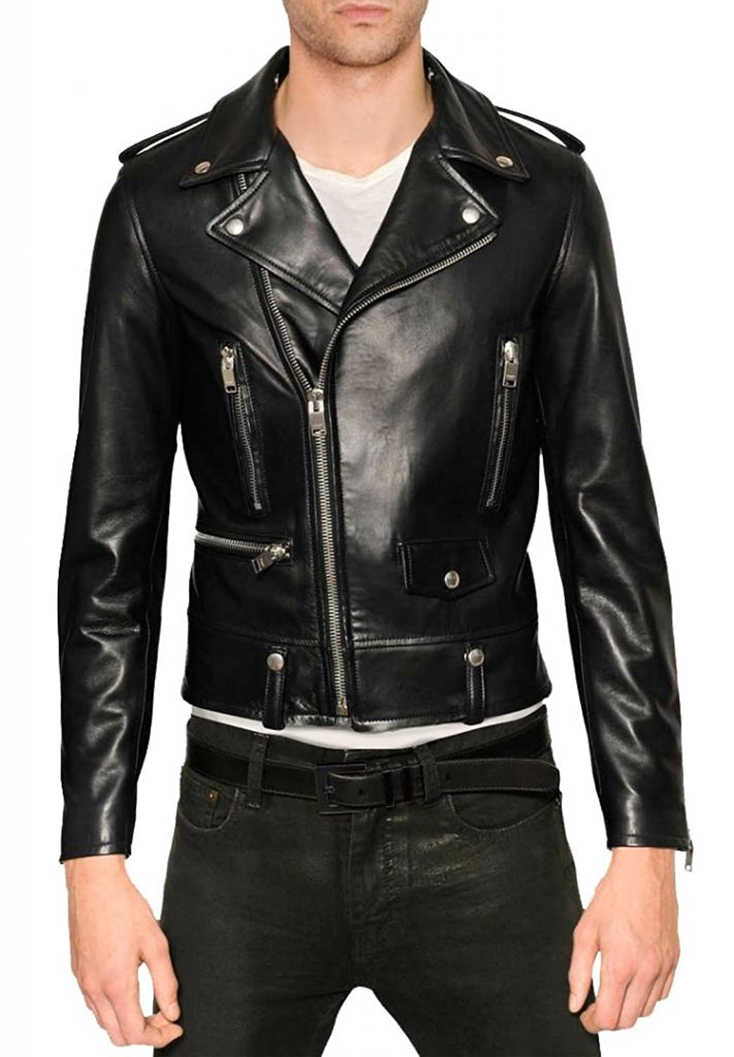 Leather Junction Men's Jacket
