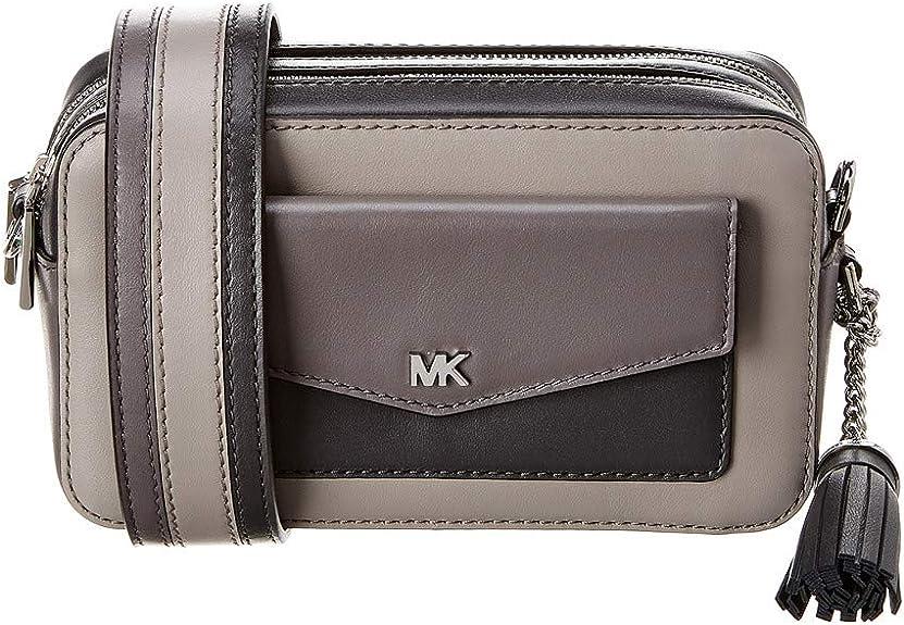Amazon.com: Michael Kors Pocket Tricolor - Bolsa para cámara ...
