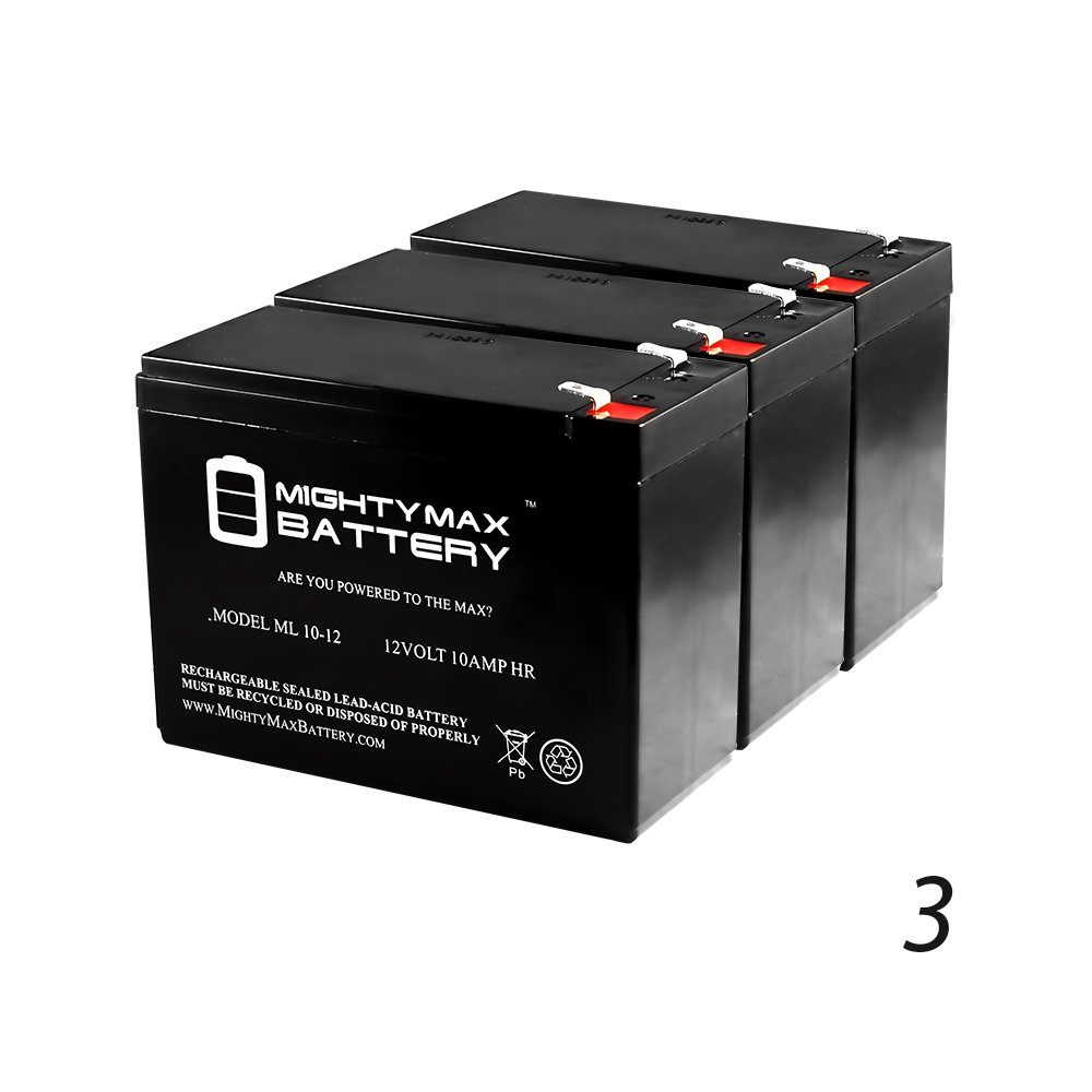 61TAe5RjOPL._SL1000_ amazon com 12v 10ah schwinn st1000, st 1000 stealth scooter 12V Battery Pack at panicattacktreatment.co