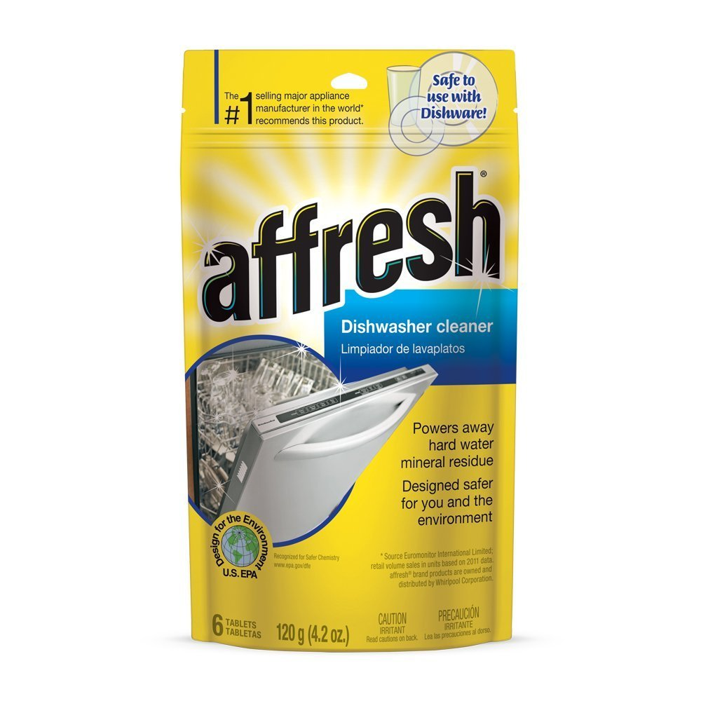Affresh W10282479 Dishwasher Cleaner, 36 Tablets