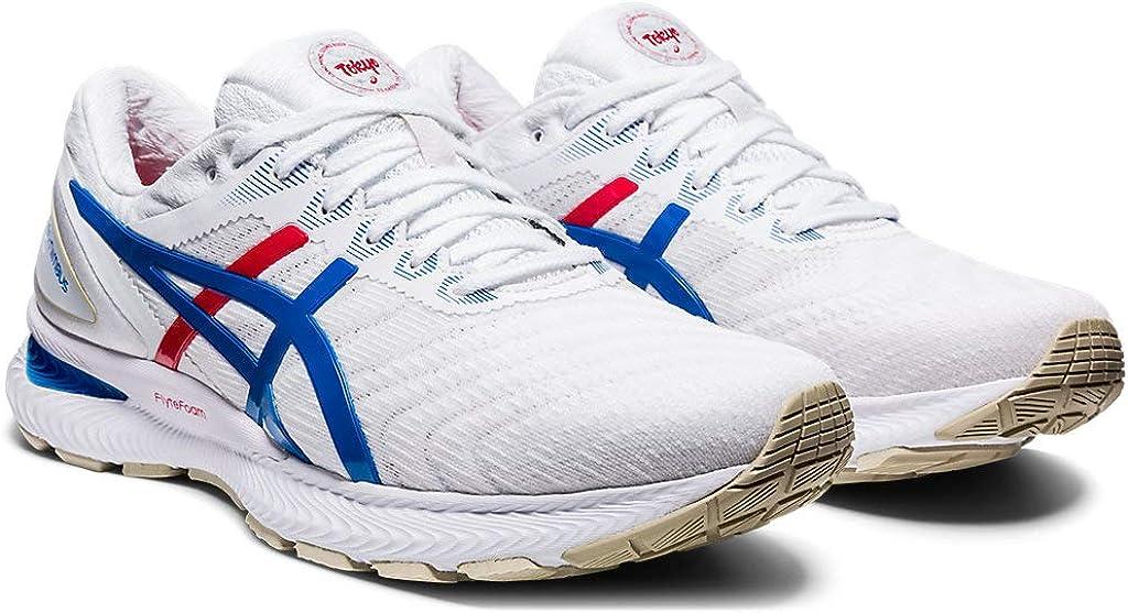 ASICS Chaussures Gel-Kayano 5 OG Weiß Electric Blue