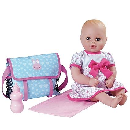 adora bathtime baby gift set 13 inch baby doll soft cuddly