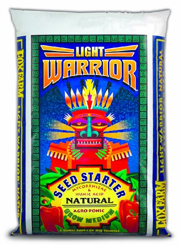 Fox Farm FX14023 1-Cubic Feet Light Warrior Soilless Mix ()
