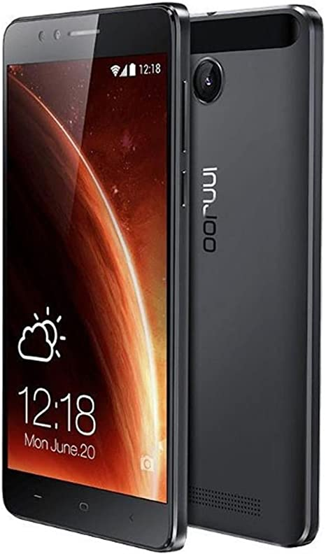Smartphone INNJOO HALO Plus Gris Android 5.5