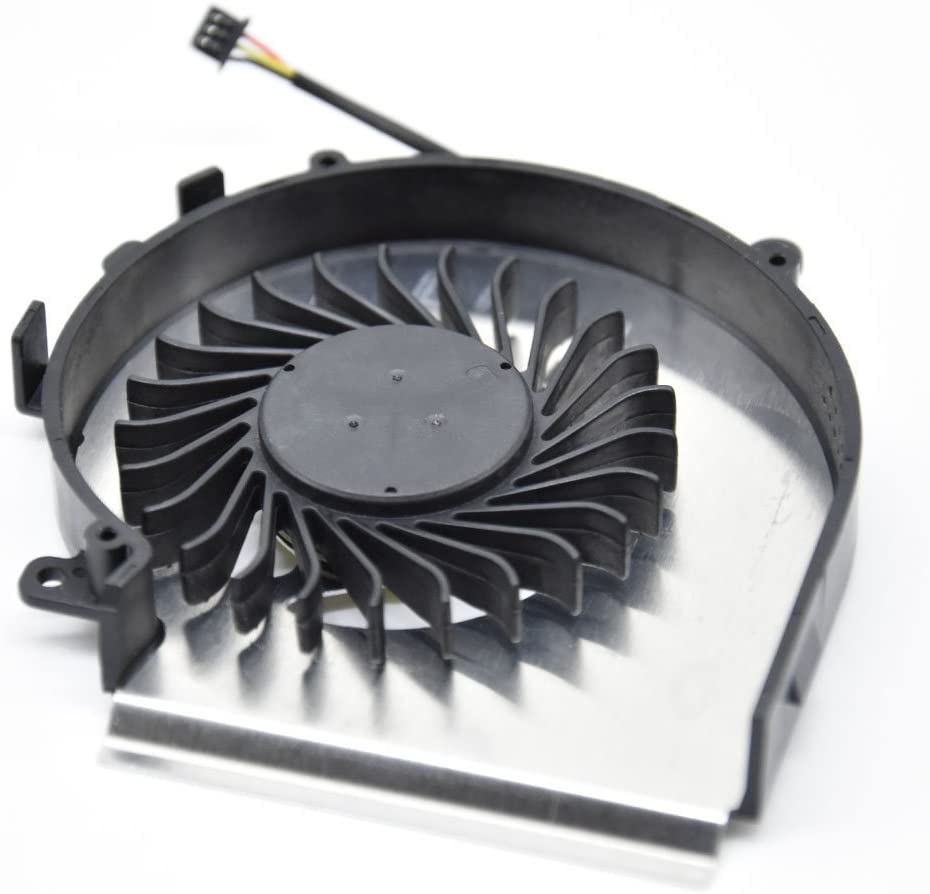 NOT GPU Fan BAY Direct Laptop CPU Cooling Fan 3-Wire for MSI GE62 GE72 PE60 PE70 GL62 GL72 Compatible Part Number PAAD06015SL