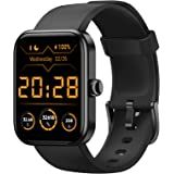 """HAFURY Smart Watch, Alexa & Microphone Built-In, 10-Day Battery, 1.69""""Display Fitness Tracker, Blood Oxygen, Heart Rate, Slee"""