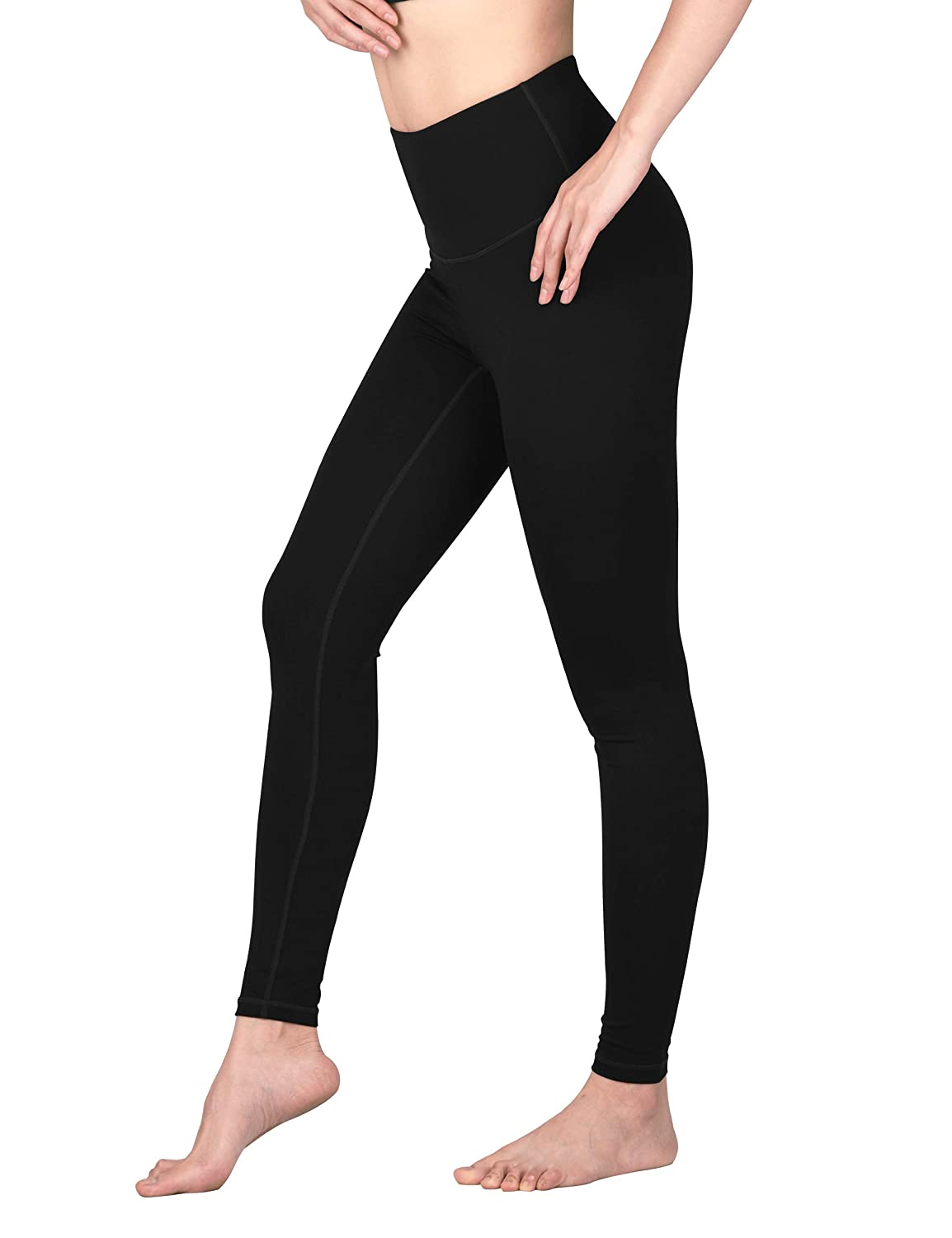 ee7d2222d6 Amazon.com: DOVPOD Printed Yoga Pants High Waist Fitness Plus Size Workout  Leggings Tommy Control Capris for Women: Clothing