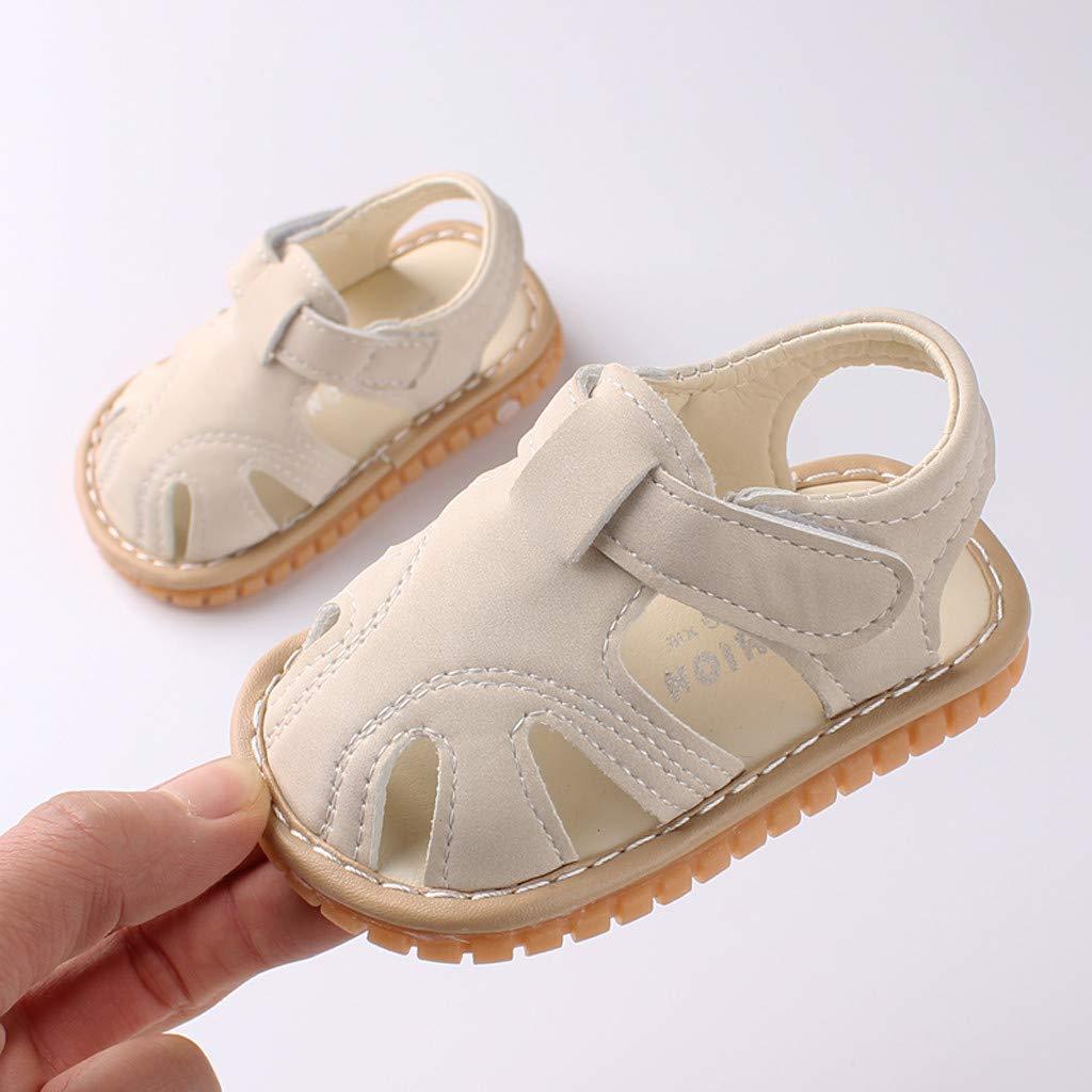 Makalon Baby Jungs Kinder Mode Sommer Freizeit Schuhe Kinder M/ädchen Sommer Draussen Beil/äufig Atmungsaktiv Tide Sandalen Strand Sport Turnschuhe Sneakers Schuhe Weiche Sohle