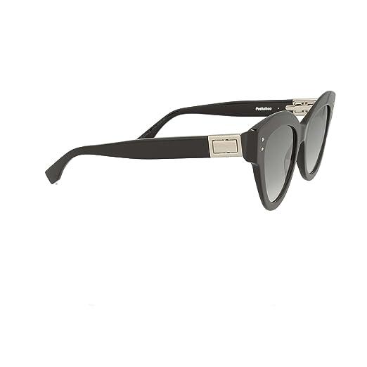 Fendi FF0266/S Sonnenbrille Dunkles Havanna 086 52mm 5r98yA