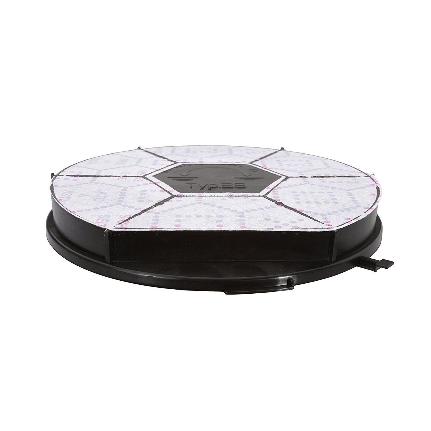 Replacement Cooker Hood Charcoal Filter Elica Type 28 for Hotpoint HCV HTV