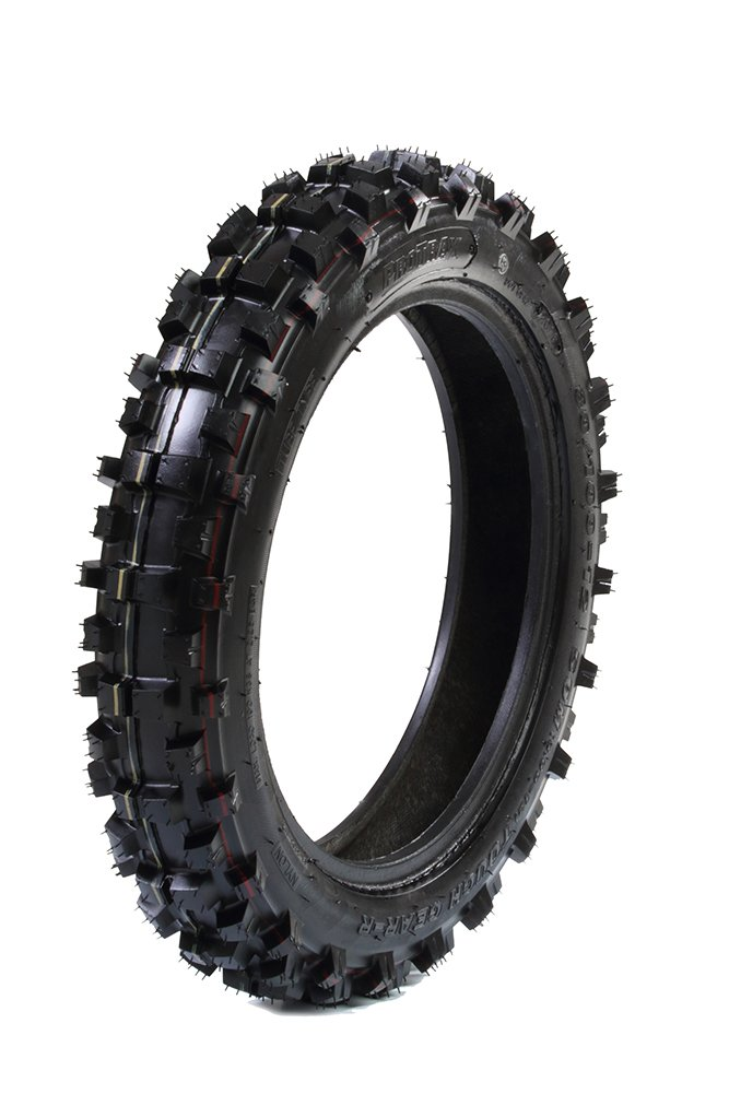 ProTrax PT1006 Motocross Offroad Dirt Bike Tire 80/100-12 Rear Soft Intermediate Terrain