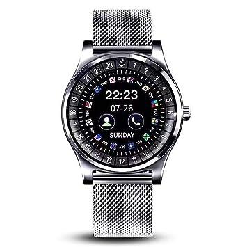 BEUHOME Reloj Inteligente, R9 Bluetooth Smartwatch ...