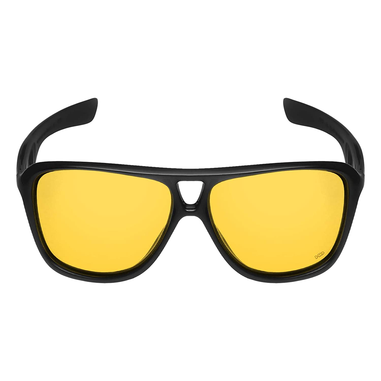 4d5496f84b7 Mryok+ Polarized Replacement Lenses for Oakley Dispatch 2 - HD Yellow   Amazon.ca  Clothing   Accessories