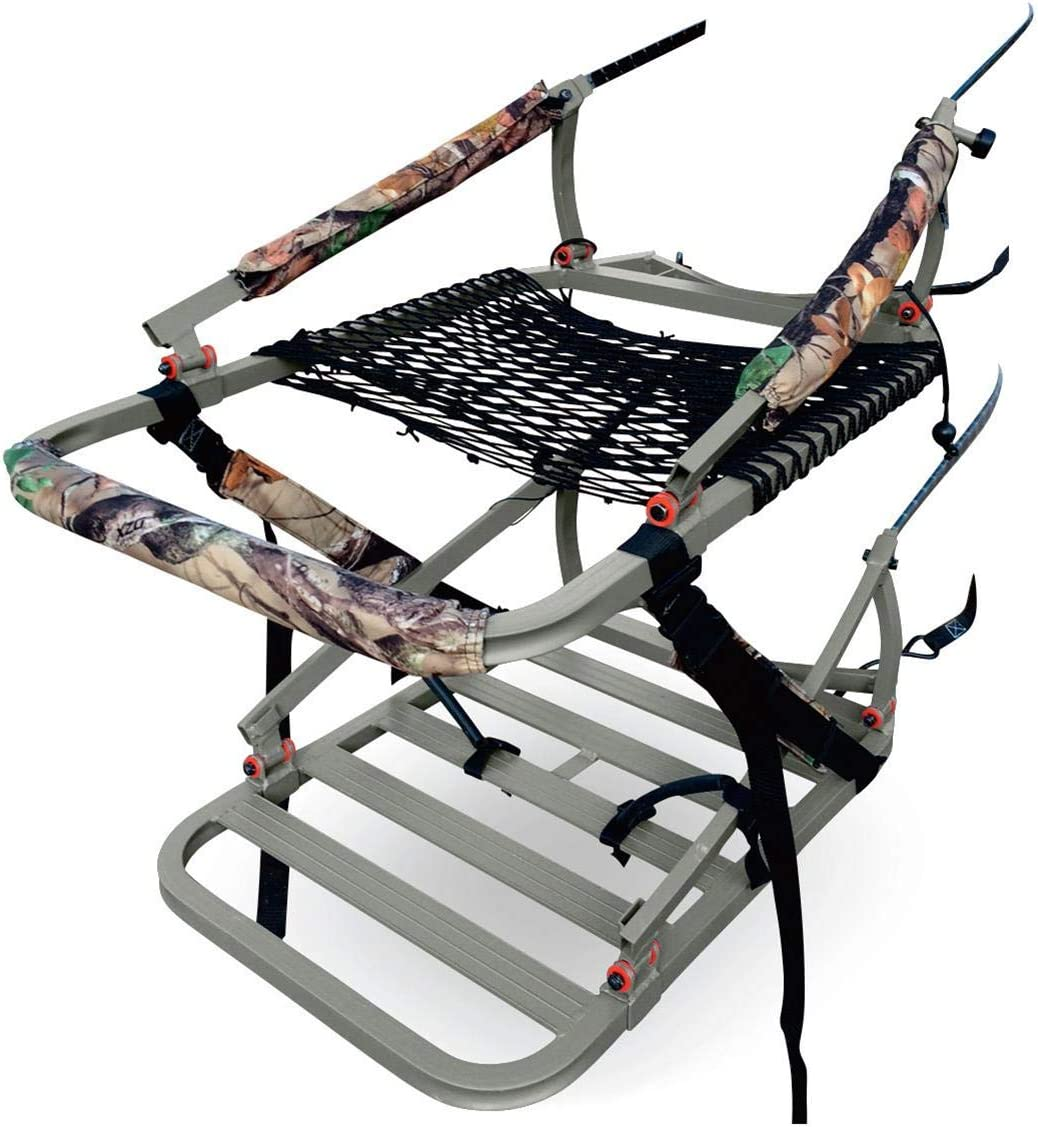 X Stand Deluxe Aluminum Climber - Best Climbing Tree Stand