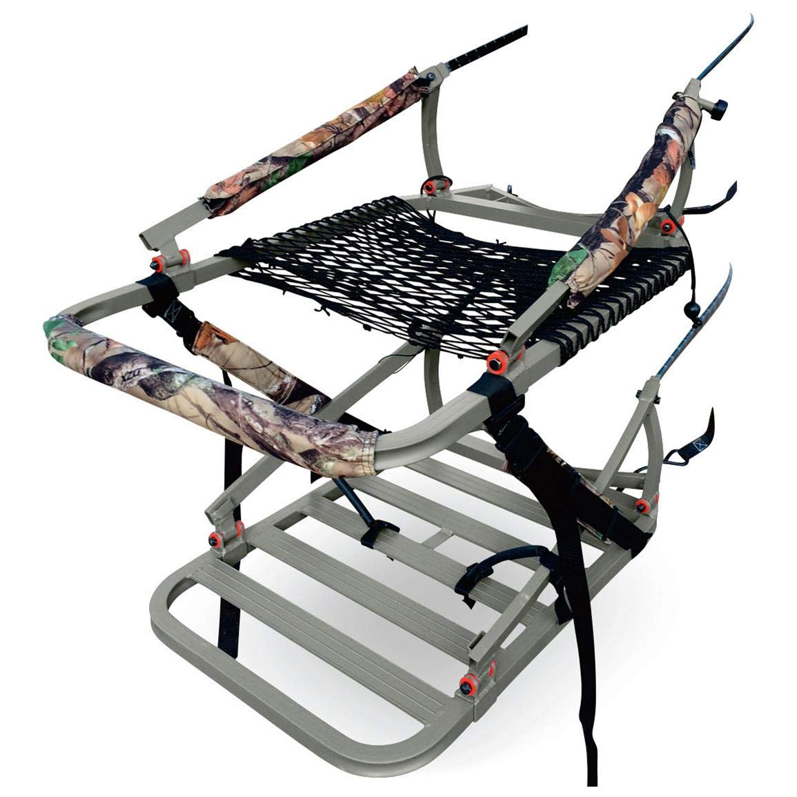 X-Stand Deluxe Aluminum Climbing Tree Stand by X-Stand