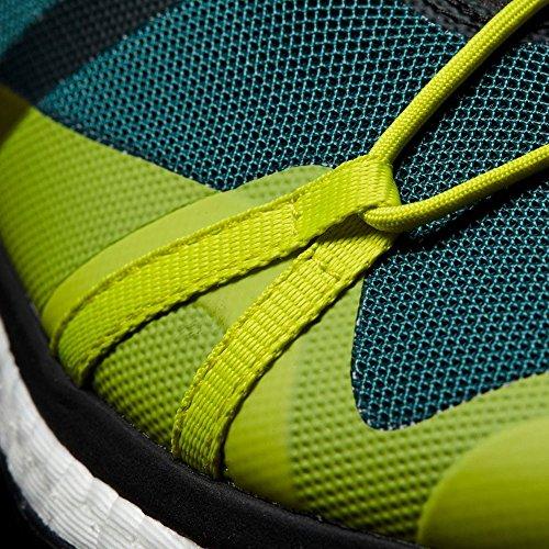 adidas Terrex Agravic, Stivali da Escursionismo Uomo Vari Colori (Vermis/Negbas/Seamso)
