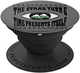 Twin Peaks The Stars Turn & Time Presents Itself - PopSockets Grip and Stand for Phones and Tablets