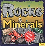 Rocks and Minerals, Mary Packard, 0816772258