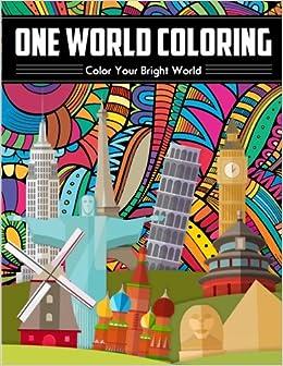 Amazon One World Coloring