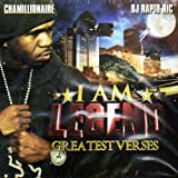 I Am Legend: Greatest Verses