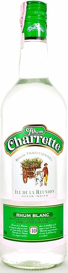 CHARRETTE RON BLANCO 40% 100 CL: Amazon.es ...
