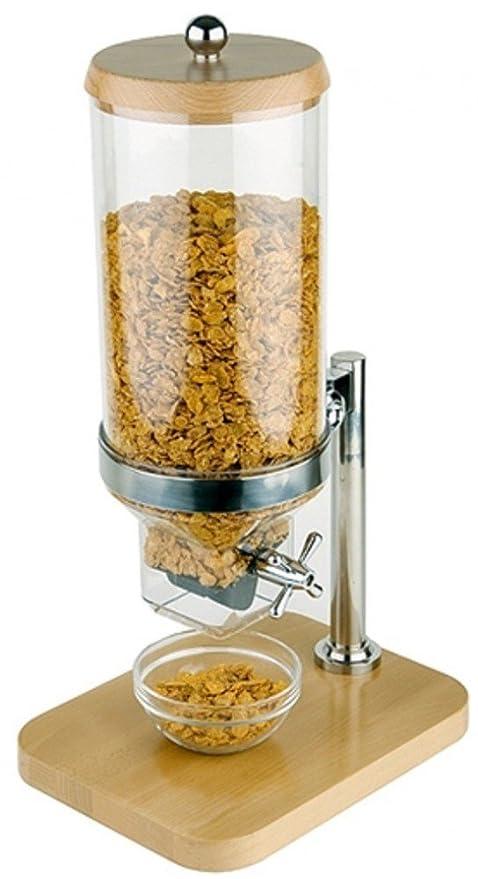 ASSHEUER + POTT Assheuer & Pott ass11828 dispensador de cereales Classic Wood 35 cm x 26