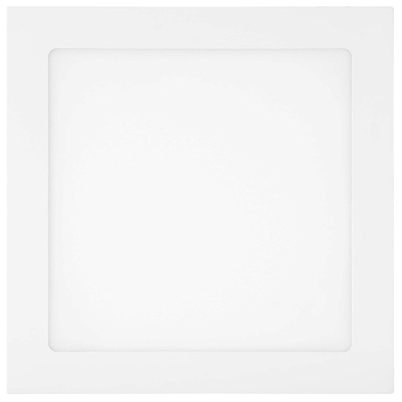 Lumira 18W LED LED LED Panel Decken-Leuchte, 22,5x22,5 cm, Kaltweiss, flache Lampe 10x 5a07ab