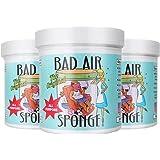 Bad Air Sponge BAS 去甲醛空气净化剂 去异味 白宫御用 14oz 跨境商品 (3罐)
