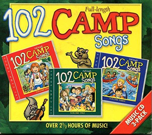 102 Camp Songs: 102 Songs
