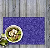 Petunia Paper Placemats- Disposable 50 Count