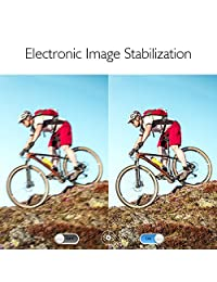 AKASO V50 Pro SE 4K 60 fps Cámara de acción WiFi EIS de 128.0 pies Impermeable Cámara de visión ajustable Ángulo de control remoto Cámara deportiva con kit de accesorios para el casco
