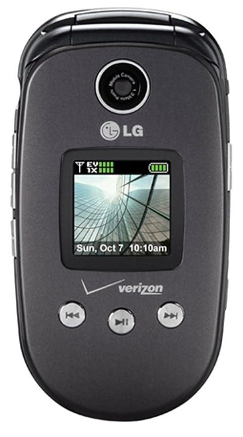 amazon com lg vx 8350 dark gray cell phone for verizon wireless rh amazon com lg vx8300 manual lg vx8300 manual