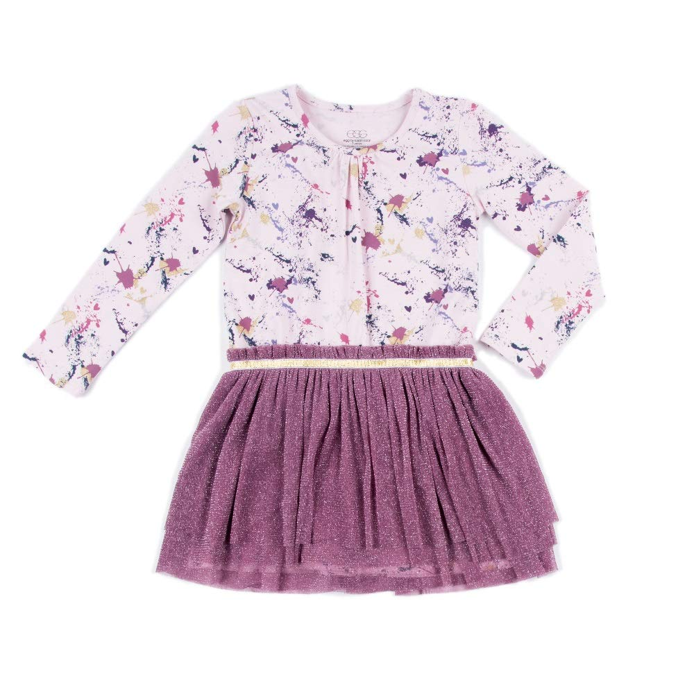 EGG New York, Amy Dress, Lilac, 3T by EGG New York