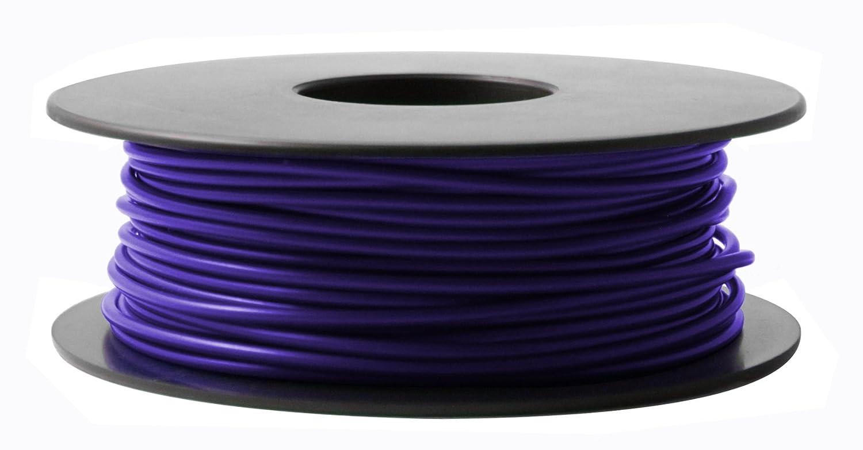 VS Electronic 278198 Litze LiYv Spule, 0.50 mm² , 25 m, Violett VS Electronic Vertriebs GmbH
