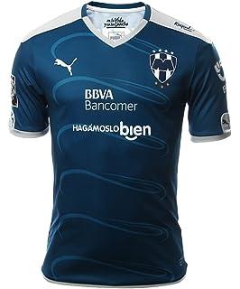 PUMA Mens Monterrey Away Soccer Stadium Jersey 2016-17