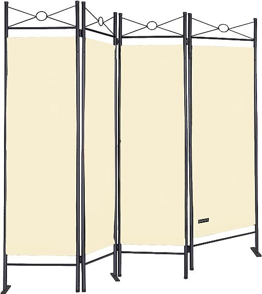 Deko Paravent Raumteiler Trennwand Spanische Wand Sichtschutz c-B-0450-z-c